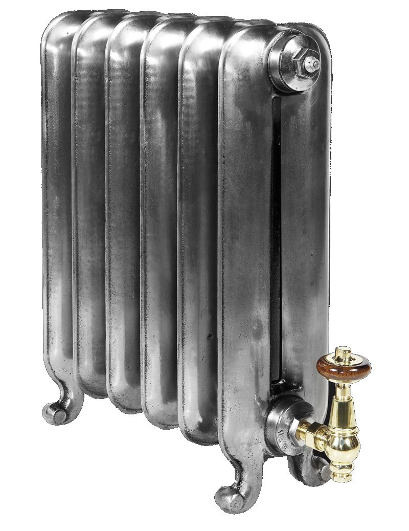 How Did Radiator Plants Become The Best: 590mm Duchess Cast Iron Radiators Assembled And Finished
